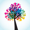 Free Abstract Tree Royalty Free Stock Photography - 15830197
