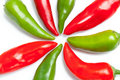 Free Hot Peppers Close-up Stock Images - 15831634