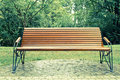 Free Park Bench Royalty Free Stock Images - 15835279