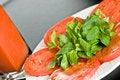 Free Tomato Slices Stock Image - 15835331