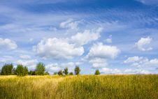 Free Wild Landscape Royalty Free Stock Image - 15830126