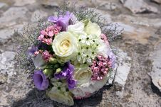 Free Colorful Wedding Bouquet Stock Photo - 15830690