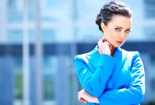 Free Beautiful Business Woman Stock Photos - 15831133