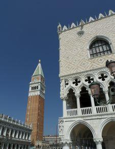 Free View Of Piazza San Marco - Venezia Italy Stock Image - 15832281