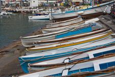 Free Beached Boats Stock Images - 15832514