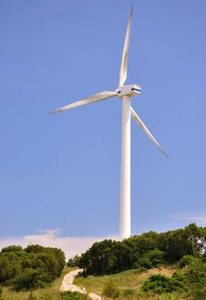 Free Windmill Stock Images - 15836704