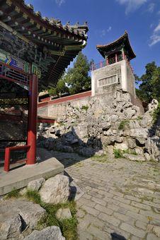 Free The Beijing Beihai Park Stock Image - 15836781