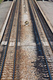Free Two Railway Stock Photos - 15836813