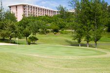 Resort Golf Stock Photography