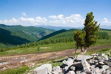 Free Beautiful Mountain Nature Royalty Free Stock Photos - 15837668
