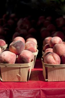 Free Peaches Stock Image - 15838371