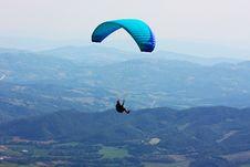 Free Paraglider Flight Stock Photo - 15839650