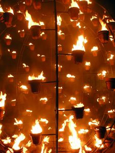 Free Fuego Royalty Free Stock Photo - 158371175