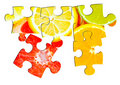 Free Mixed Citrus Fruit Royalty Free Stock Photo - 15841145