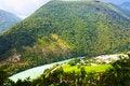 Free Amazing Ladnscape Of The Alps Taken In Slovenia Stock Photos - 15843463
