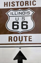 Free Historic Route 66 Royalty Free Stock Image - 15843516