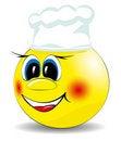 Free Merry Smile Of Cook Stock Photos - 15846053