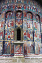 Free Painting On A Old Monastery Royalty Free Stock Photography - 15846937