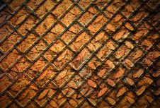 Rusty Metal Texture Royalty Free Stock Images