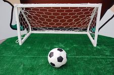 Free Soccer Turf Stock Image - 15840391