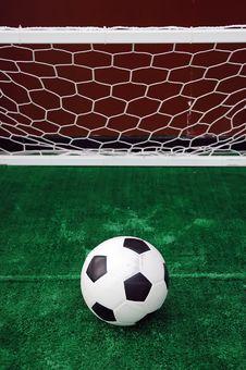 Free Soccer Turf Royalty Free Stock Photos - 15840398