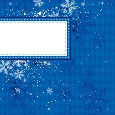 Free Blue Christmas Background, Stock Photos - 15840453