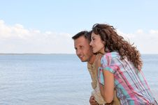 Free Summer Love Royalty Free Stock Photography - 15840727