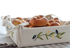 Free Tied Or Knotted Rolls Stock Photos - 15840753
