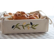 Free Tied Or Knotted Rolls Stock Photography - 15840762