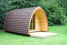 Free Camping Pod Royalty Free Stock Photo - 15841455