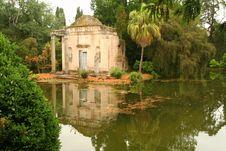 Free Doric Temple Royalty Free Stock Photo - 15841555