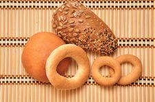 Free Fresh Bread Rolls Royalty Free Stock Photos - 15842368
