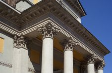 Free Columns Royalty Free Stock Photos - 15842518