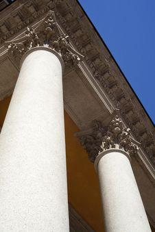 Free Columns Royalty Free Stock Photos - 15842538