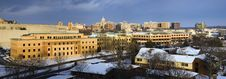 Free Panoramic View Of Madison Royalty Free Stock Image - 15843006