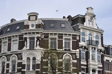 Free Amsterdam Buildings Royalty Free Stock Photography - 15843017