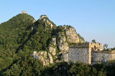 Free The Great Wall Stock Photo - 15843100