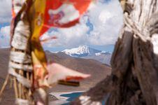 Free Lake In Tibet, China Royalty Free Stock Images - 15843609