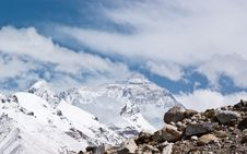 Free Mount Everest Royalty Free Stock Photography - 15844137