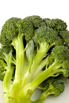 Free Fresh Sprouting Broccoli Royalty Free Stock Photography - 15844307