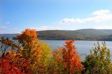 Free Autumn Landscape Royalty Free Stock Image - 15844696