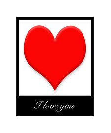 Free Valentine Heart Royalty Free Stock Photos - 15845178
