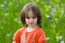 Free Little Girl Royalty Free Stock Photography - 15845247