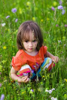 Free Little Girl Royalty Free Stock Photography - 15845297