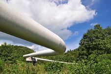 Free The High Pressure Pipeline Stock Photography - 15845352
