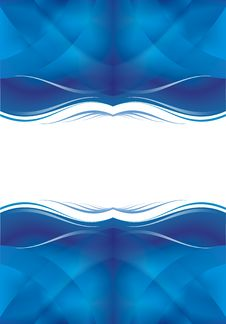 Free Abstract Background Blue And White Stock Photos - 15845453