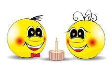 Free Merry Smiles Royalty Free Stock Image - 15845826