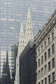 Free St. Patrick S Cathedral Stock Images - 15846294