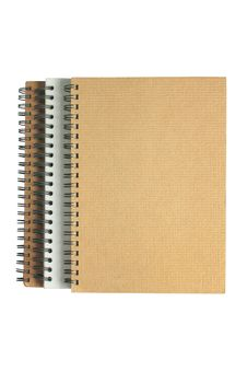 Free Three Notebooks Stock Photography - 15847382