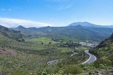 Free Cherfe Panoramic Viewpoint Royalty Free Stock Photo - 15847495